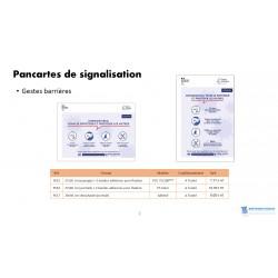 PANCARTE DE SIGNALISATION...