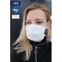 Masque réutilisable en...