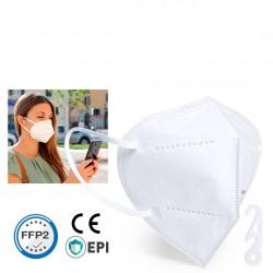 Masque FFP2 jetable...
